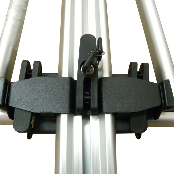 Roof-mounted Bicycle Carrier - Lock and keys