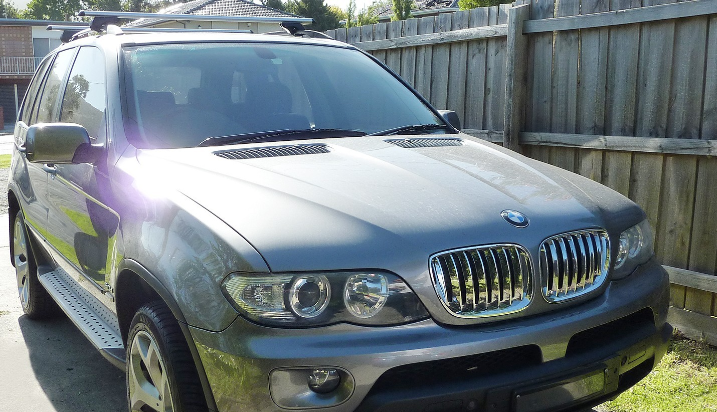 Bmw X5 Roof Rack Cross Bars Only Online Deals