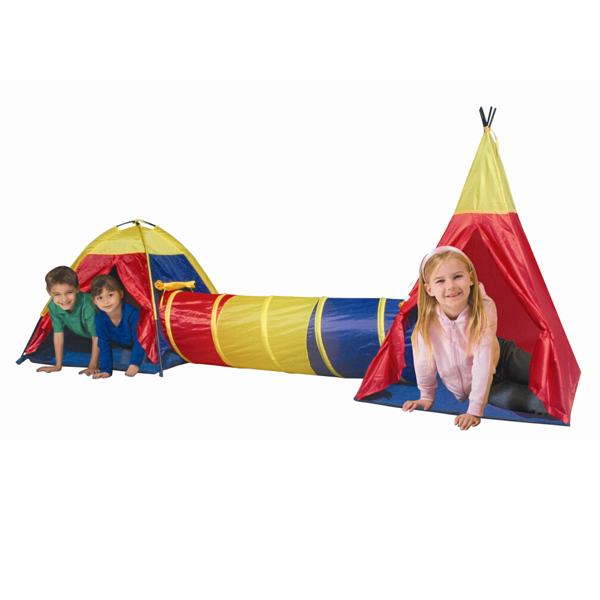 Adventure Play Tent Set