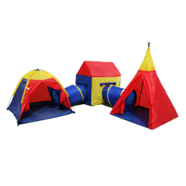 Giant Play Tent Set